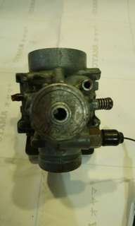 125z racing  caborator