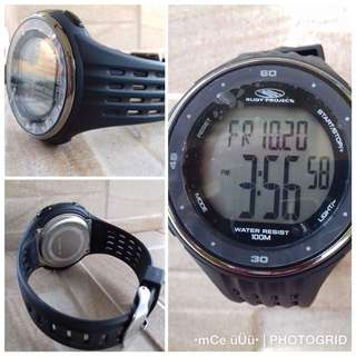 •For Sale•Brand New•Rudy Project Watches• Rudy Project Pedometer -Black -OV 14002 GY