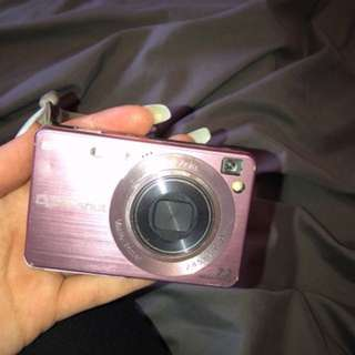 Cyber shot digital camera