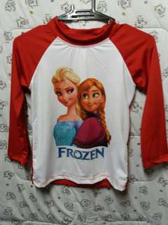 Frozen Rash guard