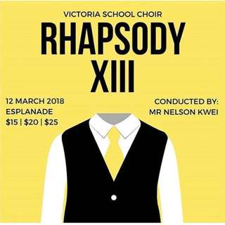 VS Choir Rhapsody XIII tickets