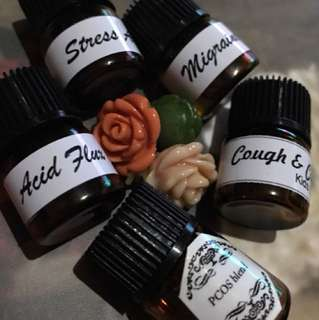 Master Blend Essential Oil 2ml.