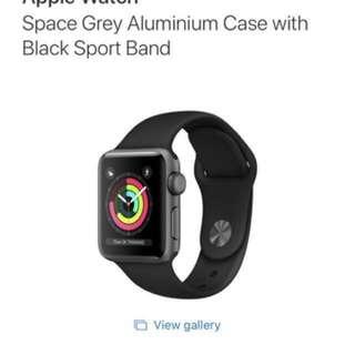 Apple Watch 3 Nike Sports