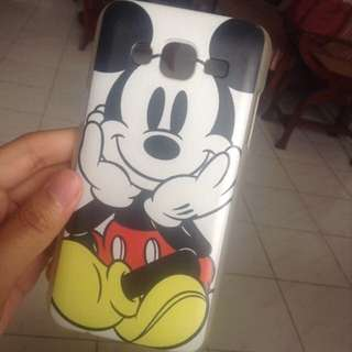 Full mickey case samsung J5 2015