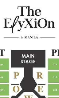 Elyxion • EXO Concert Tickets