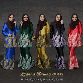 Lyanna Kurung (Plus Size)