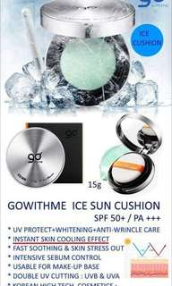 GOWITHME ICE SUN CUSHION