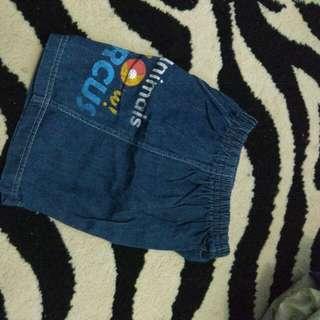 Celana jeans lembut