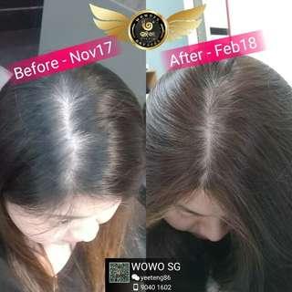 Wowo Hair care