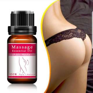 Rose Extraction Hip Oil 10ml Shape butt lift essential oil