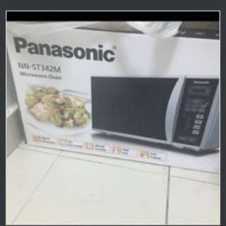 Panasonic Microwave Oven (mint condition