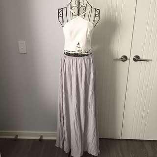 (12) NWT Angel Biba maxi dress