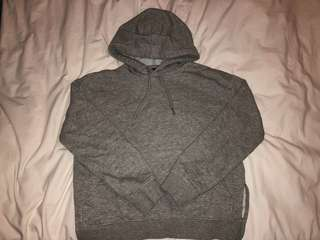 Simple Grey Hoodie