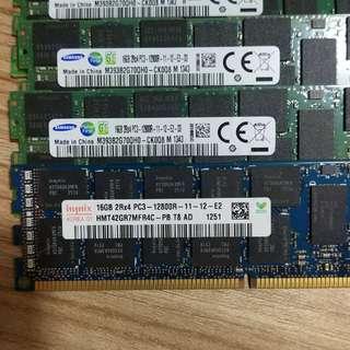 RAM 16GB 2Rx4 PC3 - ECC