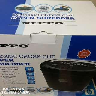 Nippo NS-2080C 粒狀碎紙機