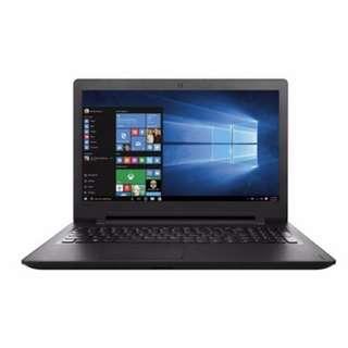 Kredit laptop lenovo, gratis 1x angsuran