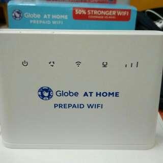 Globe Prepaid wifi (lte modem)