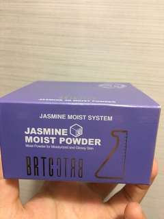 Korea BRTC Jasmine Moist Powder