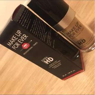 Make Up For Ever Ultra HD foundation (Y255)