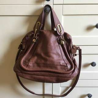 Chloe signature bag