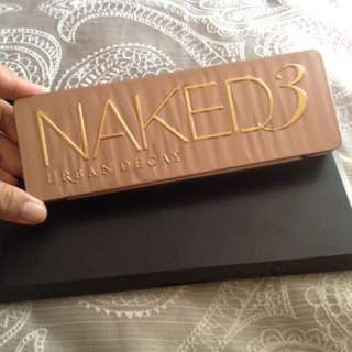 Urban decay - naked3 pallete