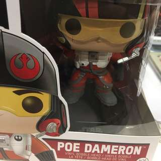 FUNKO POP! STAR WARS 62: EPISODE 7 - POE DAMERON