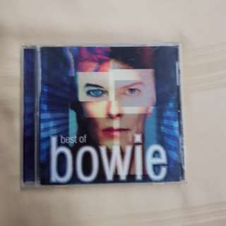 Best of Bowie - David Bowie (2 CDs)