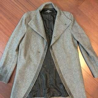 Initial jacket suit