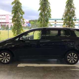 Toyota Wish ZNE 10 used / new parts for sale or export.