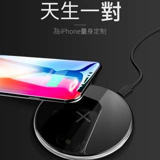 [訂購 / Purchase Service] ICUUI 無線 充電器 充電板 Wireless Charger IPhone X Note 8 S8