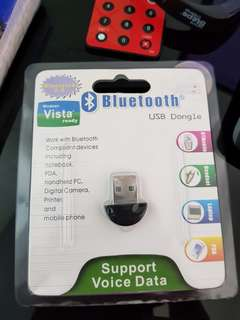 BNIB Bluetooth USB Dongle
