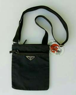 Prada Sling Bag Black Colour