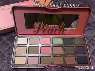 Too Face Sweet Peach