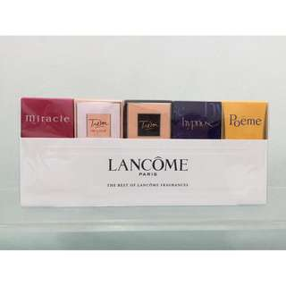 The Best of Lancome Fragrances