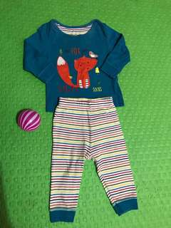 Mothercare Set, baby boy set