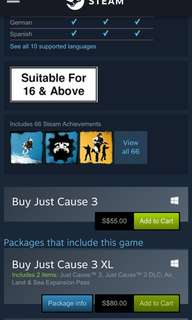 Just Cause 3 / XL