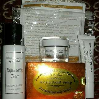 REJUV SET BY DR ALVIN 100% ALL ORIGINAL WHOLESALE