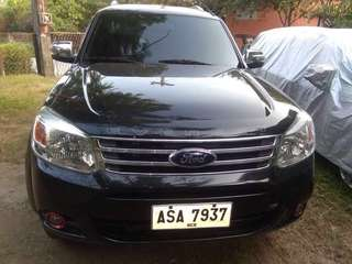 Ford Everest 2015 Limited Edition