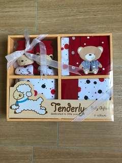 Tenderly Teddy Gift Set