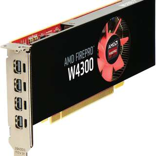 AMD FIREPRO W4300 GRAPHIC CARD