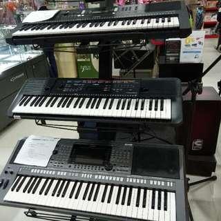 Keyboard Dan Alat Musik Lainnya