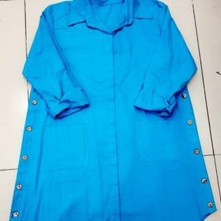Tunik Linen (foto geser ➡)