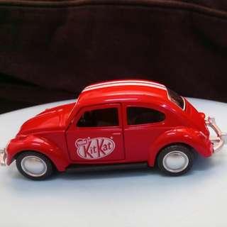 Kit Kat VW Road Trip Car Limited Edition