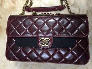 BNIB Chanel Perfect Edge Calfskin GHW