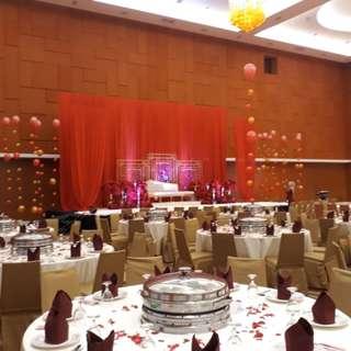 Balloon Deco Majlis Kahwin