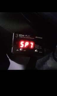 Pivot 3 drive flat for E90