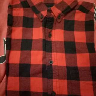 Flanel branded Eleanore size M