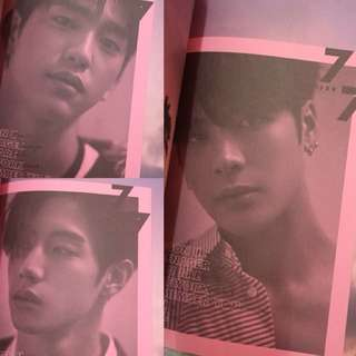 WTS GOT7 7for7 Album only (✖️PC)