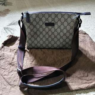 Gucci Sling Bag original bundle