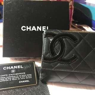 Chanel 银包